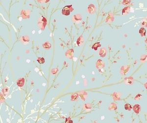 background, wallpaper, and floral image
