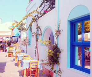 Greece, love, and pretty image