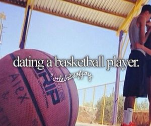 Dating basketball player quotes
