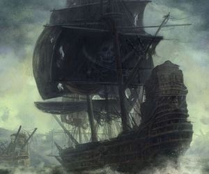 art, imagination, and pirate image