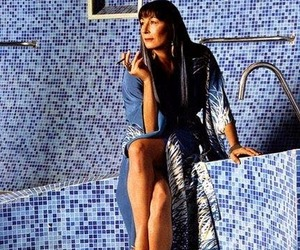 Anjelica Huston, film, and movie image