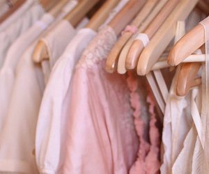 clothe, clothes, and pink image