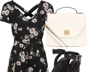fashion, outfits, and topshop image