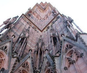architecture, photography, and cathedral image