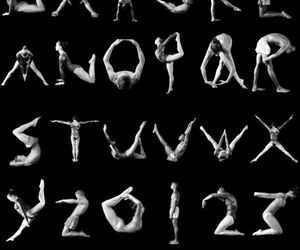 cool and letters image