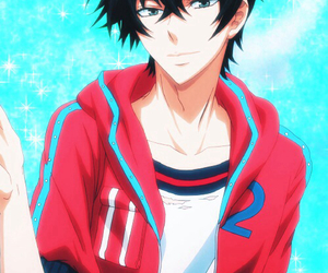 anime, boy, and handsome image