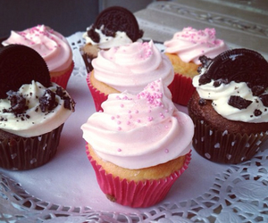 cooking, cuisine, and cupcake image