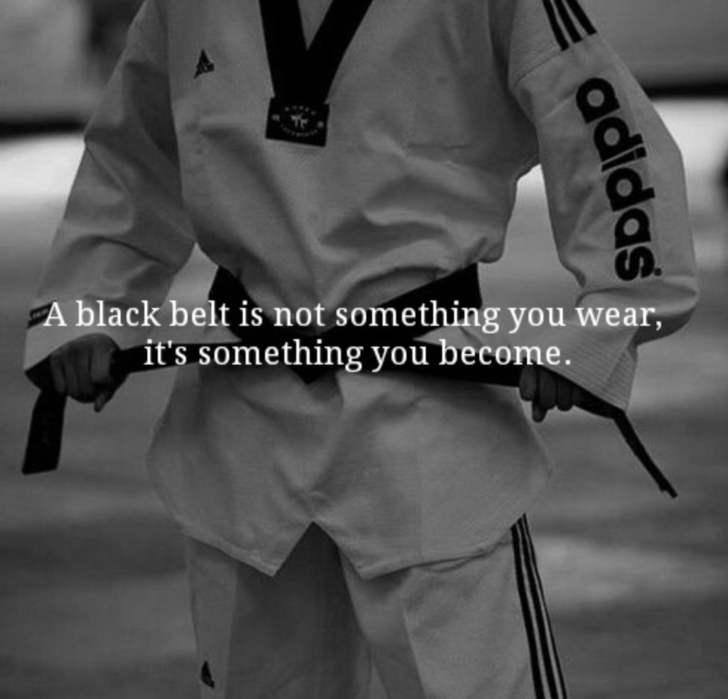 Taekwondo Quotes Image About Life In Quoteschristina On We Heart It