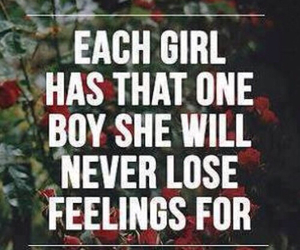 girl, love, and feelings image