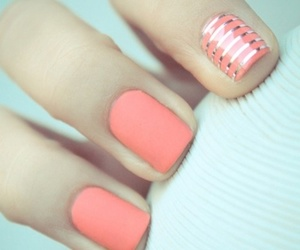 chic, lovely, and nails image