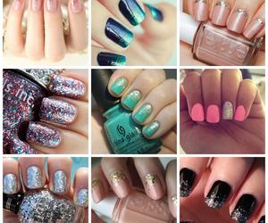 barbie, makeup, and nails image
