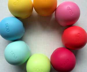 eos, cosmetics, and makeup image