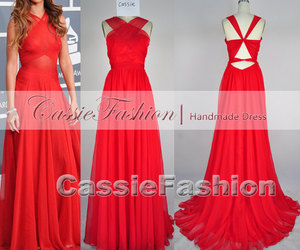 dress, party dress, and Prom image