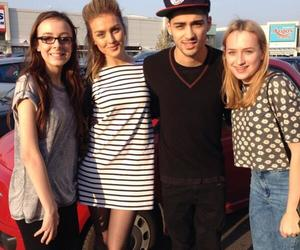 one direction, zayn malik, and perrie edwards image