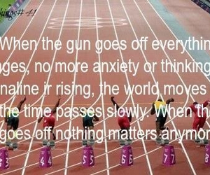 run, sport, and track and field image