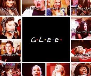 glee cast image
