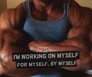 fit, men, and bodybuilding image
