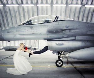 just married, photography, and wedding image