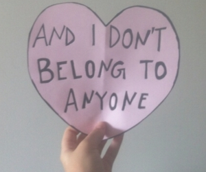 love, anyone, and heart image