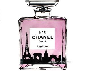 chanel, fashion, and perfume image