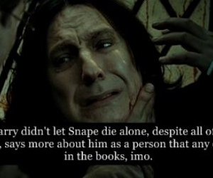 books, harry potter, and snape image
