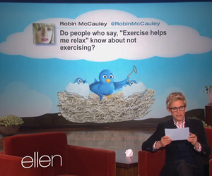 ellen, gif, and funny image