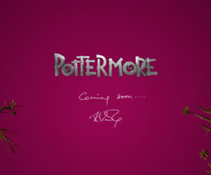 harry potter, pottermore, and jk rowling image