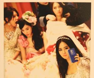 snsd, girls generation, and yuri image