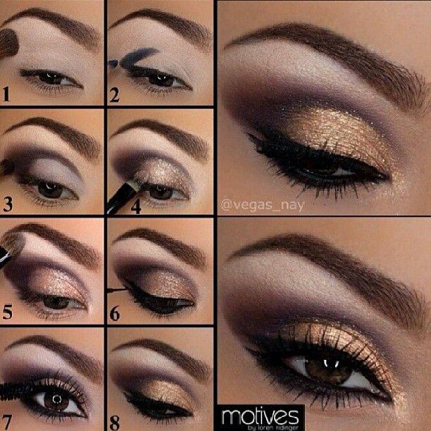 Image About Beauty In Makeup Tutorial By Raluca Alexandra Oana