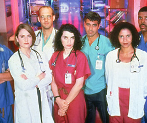 er, george clooney, and julianna margulies image