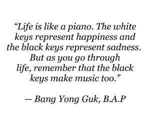 kpop, quotes, and b.a.p image