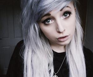girl, hair, and iv0rywave image