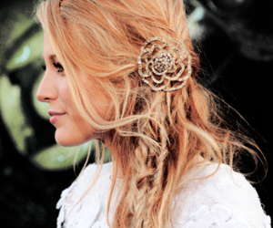 blake lively, hair, and blonde image