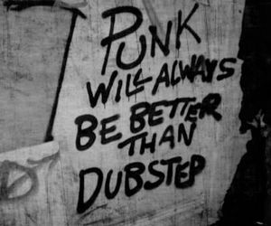 punk, dubstep, and music image
