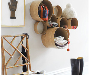 Hardware Store Home Decorating - Crafts Made from Hardware Store Supplies - Country Living picture on VisualizeUs