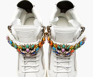 giuseppe zanotti, sneakers, and shoes image
