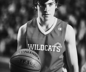 zac efron, troy bolton, and wildcats image