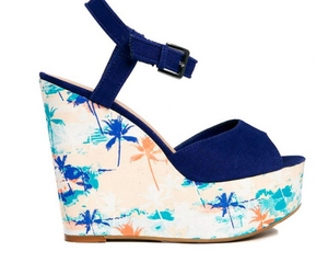 primavera, zapatos, and azules image