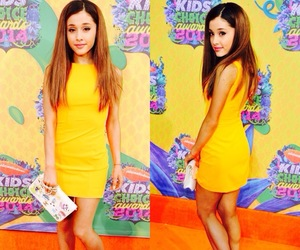 ariana grande and them legs though! image