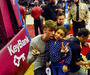 adorable, Father and Daughter, and kells image