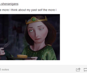 brave, funny, and tumblr image