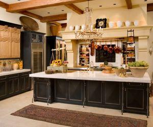 kitchen., modern refrigerator, and refrigerator design image