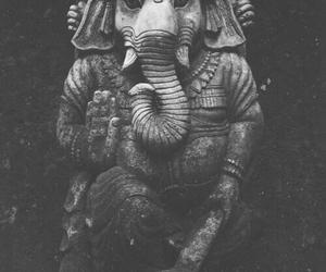 elephant, Ganesha, and india image