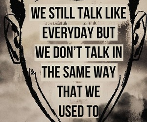 quote, neck deep, and music image