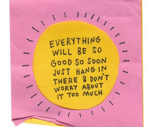 quote, sun, and life image