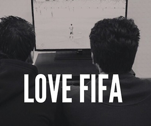 love and fifa image