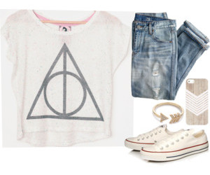 clothes, converse, and jeans image