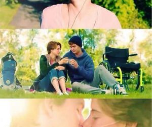 love, the fault in our stars, and tfios image