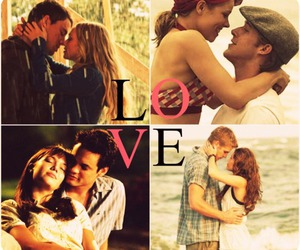 love, dear john, and nicholas sparks image