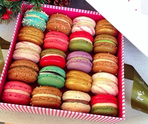 macaroons and yummy image